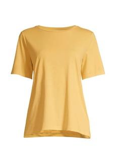Eileen Fisher Crewneck Organic T-Shirt