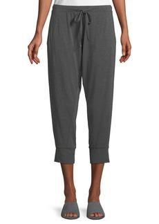 Eileen Fisher Cropped Lightweight Jersey Harem Pants