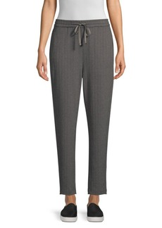 Eileen Fisher Drawstring Slouchy Pants
