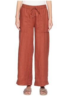 Eileen Fisher D/S Wide Leg Pants