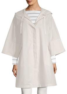 Eileen Fisher A-Line Anorak Jacket