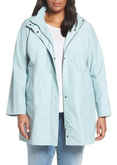 Eileen Fisher A-Line Jacket (Plus Size)