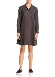 Eileen Fisher A-Line Shirt Dress