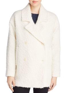 Eileen Fisher Alpaca Boucl� Peacoat - 100% Exclusive