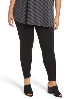 Eileen Fisher Ankle Leggings (Plus Size)