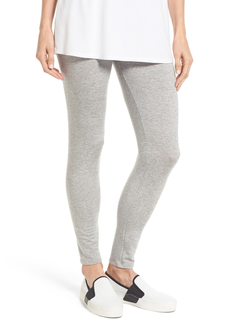 Eileen Fisher Ankle Leggings (Regular & Petite)