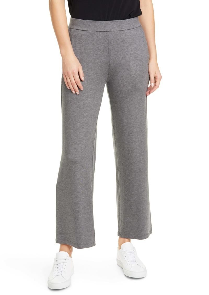 Eileen Fisher Ankle Straight Pants