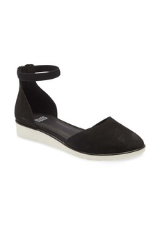 Eileen Fisher Ankle Strap Wedge (Women)