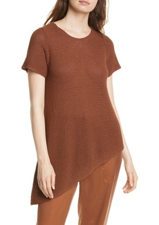 Eileen Fisher Asymmetrical Tunic (Regular & Petite)