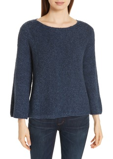 Eileen Fisher Bell Sleeve Sweater