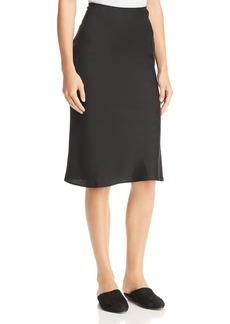 Eileen Fisher Bias-Cut Midi Skirt - 100% Exclusive