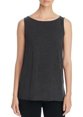 Eileen Fisher Boat Neck Shell