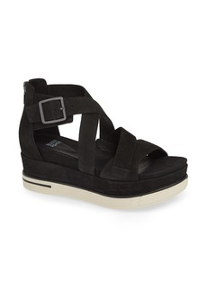 Eileen Fisher Boost Wedge Sandal (Women)