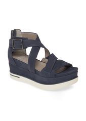 Eileen Fisher Boost Wedge Sandal (Women)
