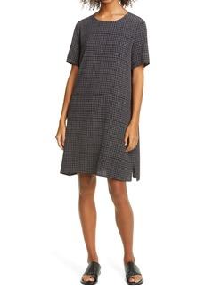 Eileen Fisher Boxy Merino Wool Dress