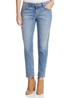 Eileen Fisher Boyfriend Jeans in Sky Blue