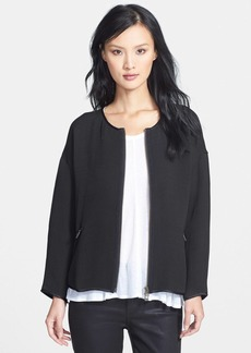 Eileen Fisher Bracelet Sleeve Jacket (Regular & Petite)