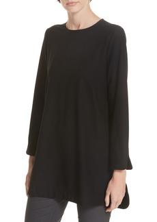 Eileen Fisher Bracelet Sleeve Knit Tunic