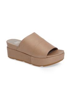 Eileen Fisher Briggs Platform Slide Sandal (Women)
