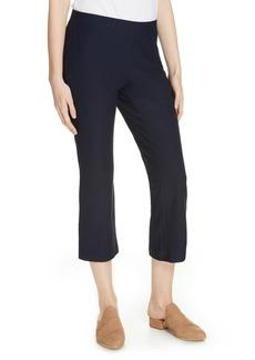 Eileen Fisher Capri Flare Leg Pants (Regular & Petite)