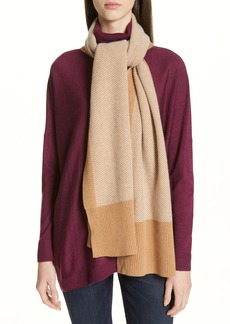 Eileen Fisher Cashmere & Wool Scarf
