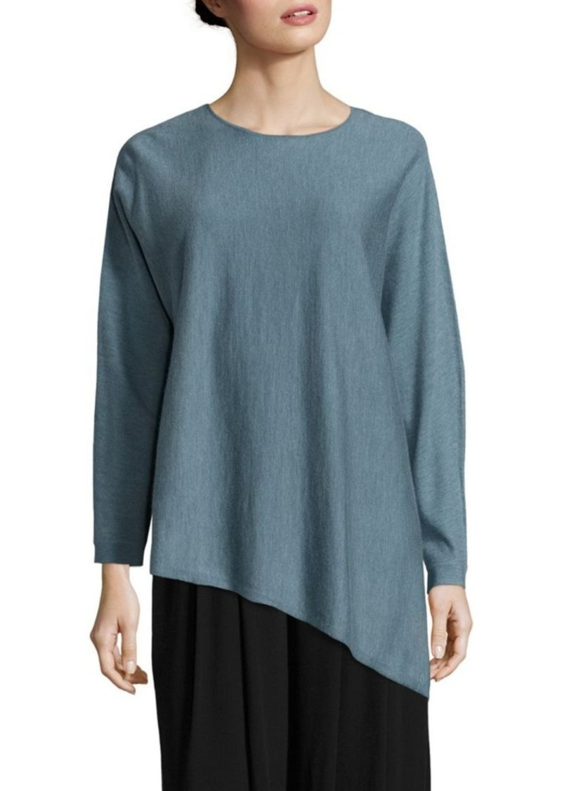 4b359facef3 Eileen Fisher Eileen Fisher Cashmere Asymmetrical Tunic | Sweaters