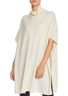 Eileen Fisher Cashmere Poncho Sweater
