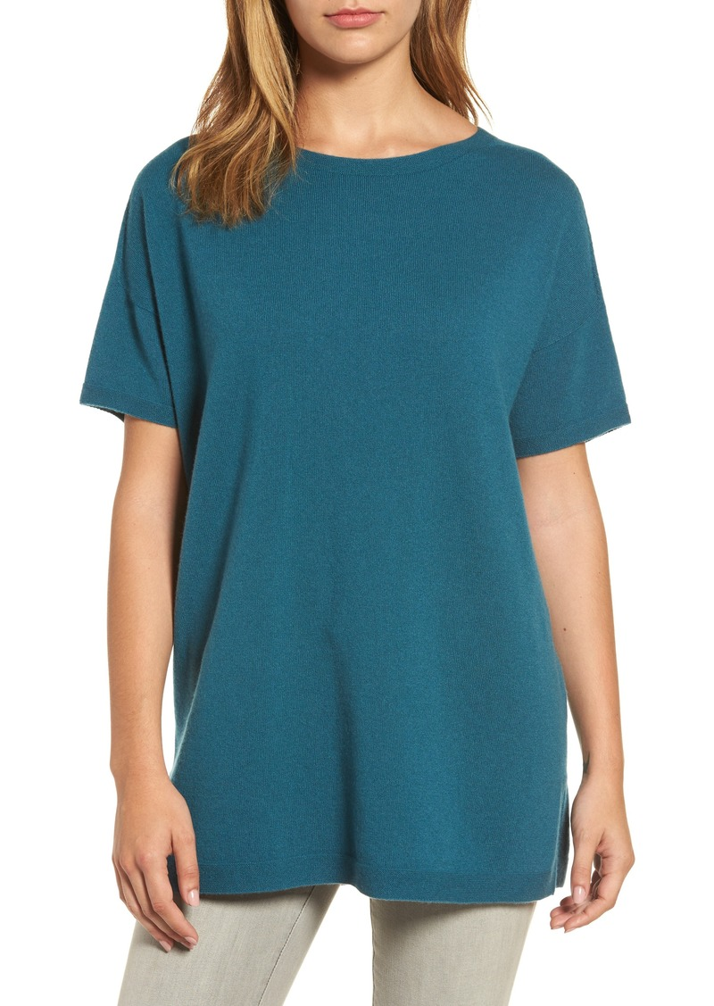 f3ac401ee11 Eileen Fisher Eileen Fisher Cashmere Tunic Sweater | Sweaters