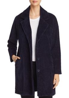 Eileen Fisher Corduroy Coat - 100% Exclusive