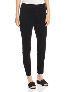 Eileen Fisher Corduroy Legging Jeans in Black