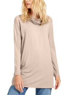 Eileen Fisher Cowl-Neck Knit Tunic, Regular & Petite, Created for Macy's