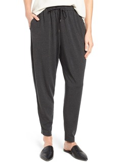 Eileen Fisher Cozy Stretch Jersey Slouchy Pants (Regular & Petite)