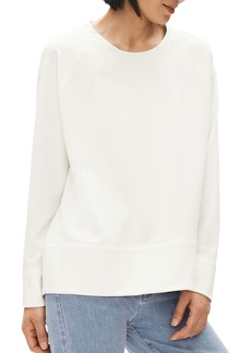 Eileen Fisher Crewneck Long Sleeve Knit Top