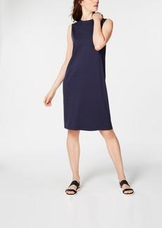 Eileen Fisher Crewneck Sheath Dress, Regular & Petite