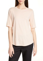 Eileen Fisher Crewneck Tee (Regular & Petite)
