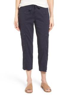 Eileen Fisher Crop Cargo Pants (Regular & Petite)