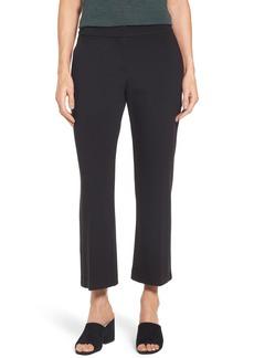 Eileen Fisher Crop Flare Leg Pants