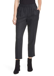 Eileen Fisher Cropped Pull-On Pants