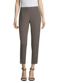 Cropped Slim Pants
