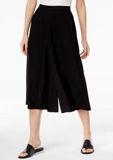 Eileen Fisher Jersey Culotte Pants