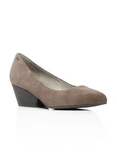 Eileen Fisher Dory Mid Heel Pumps - 100% Exclusive
