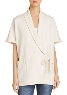 Eileen Fisher Petites Wrap Jacket