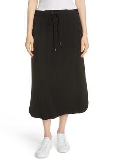 Eileen Fisher Drawstring Skirt (Regular & Petite)