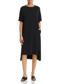 Eileen Fisher Drop Shoulder Tee Dress
