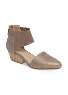 Eileen Fisher Fame Ankle Strap Pump (Women)