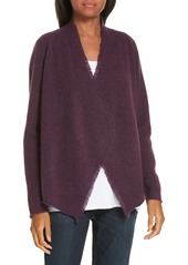 Eileen Fisher Felted Merino Lambswool Cardigan (Regular & Petite)