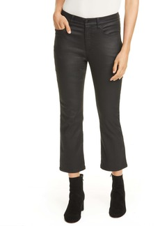 Eileen Fisher Flare Crop Jeans