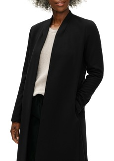 Eileen Fisher Flex Ponte Knit Long Jacket