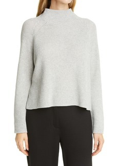 Eileen Fisher Funnel Neck Thermal Top