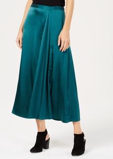 Eileen Fisher Silk Godet Skirt